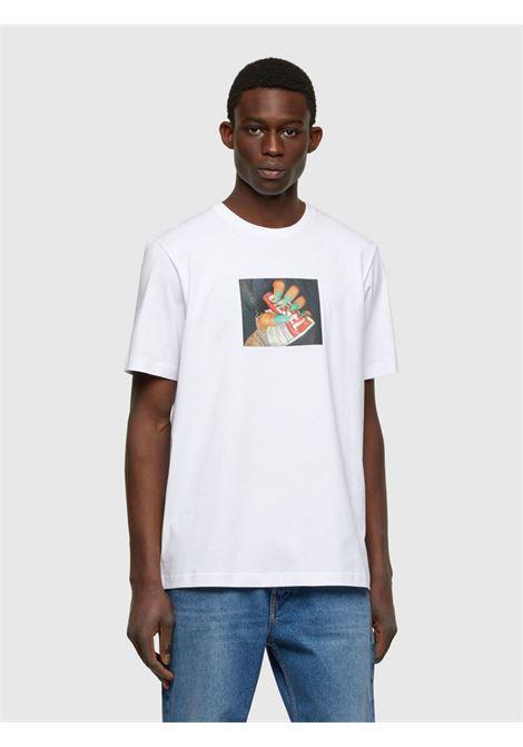 t-just-a36 maglietta Diesel | T-shirt | A01838-0HAYU100