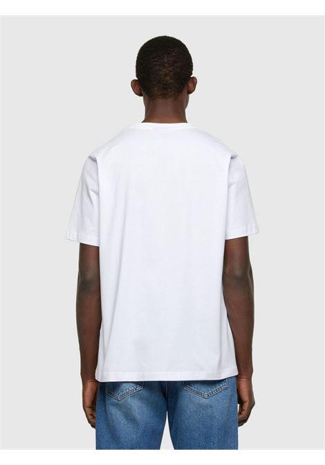 t-just-a36 maglietta Diesel   T-shirt   A01838-0HAYU100