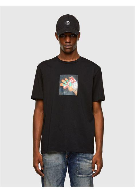 t-just-a36 maglietta Diesel | T-shirt | A01838-0HAYU9XX
