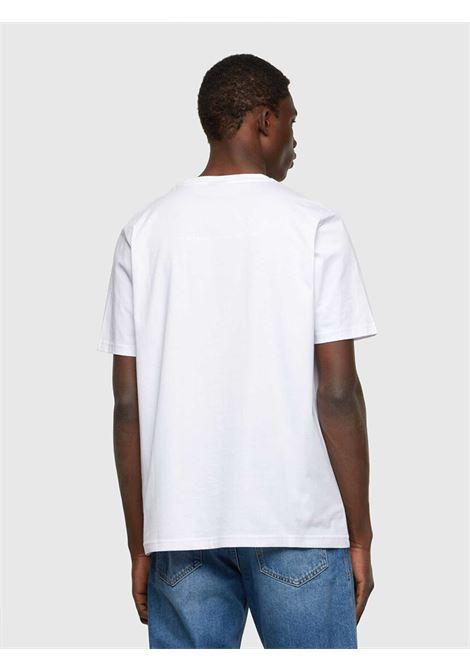 T-Shirt t-just a34 Diesel   T-shirt   A01843-0HAYU100