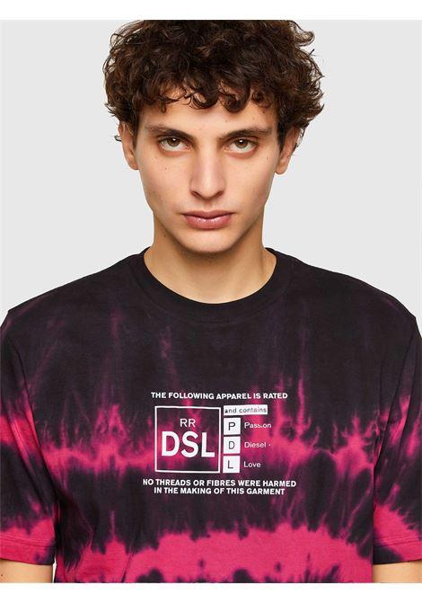 T-Shirt  T-just a38 Diesel | T-shirt | A01857-0TBAB3BGA