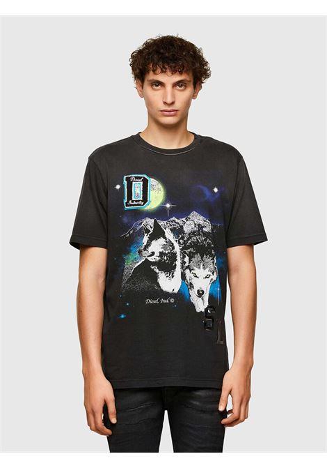 t-just Diesel | T-shirt | A01859-0QBAC900