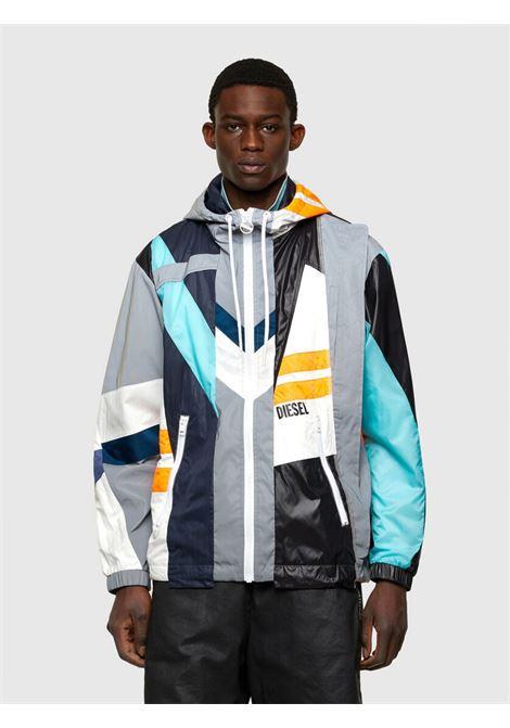j-edward giacca Diesel | Jacket | A02203-0DBBB8MIA