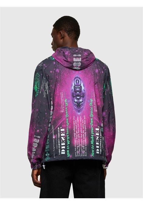 j-warren jacket Diesel | Jacket | A02277-0GBBP9XXA