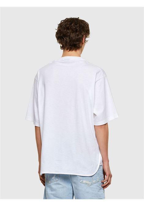 t-delphone maglietta Diesel   T-shirt   A02290-0JBAV100
