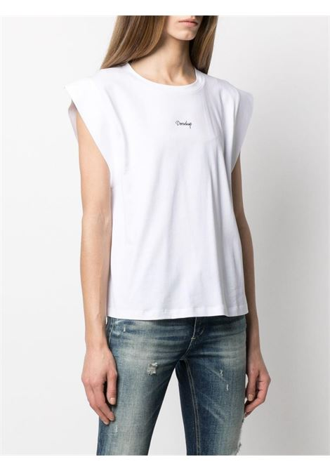 Top con stampa Dondup | Top | S861-JF0234D-BM8000