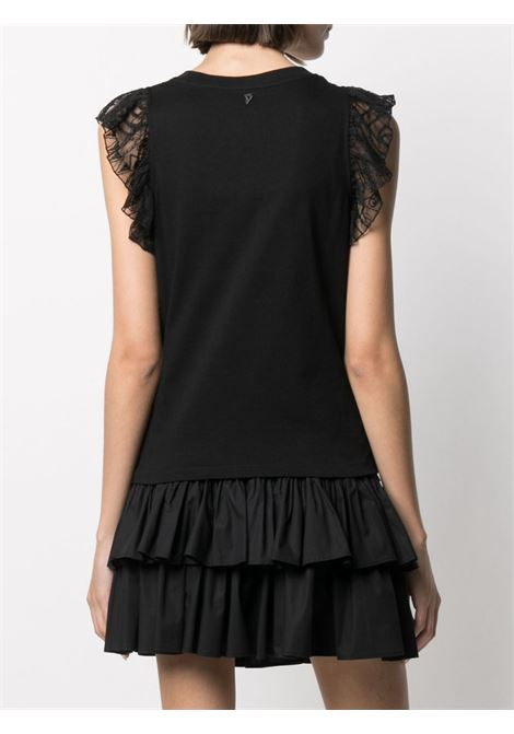 T-shirt con ruches Dondup   Top   S876-JF0291D-XXX999
