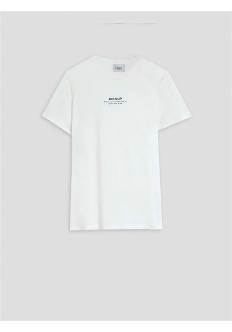 T-shirt girocollo Dondup | T-shirt | US198-JF0283U-BH2000