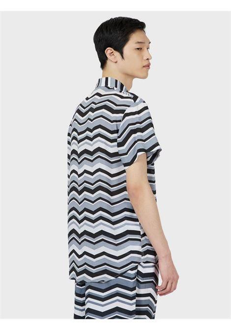 Camicia maniche corte Emporio Armani | Camicia | 3K1CB9-1NYMZF606