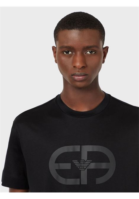 T-Shirt in jersey Emporio Armani | T-shirt | 3K1TAD-1JUVZ0999