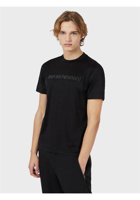 T-Shirt Tencel Emporio Armani | T-shirt | 3K1TAG-1JUVZ0035