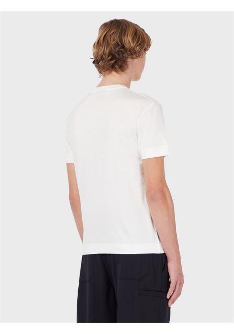 T-Shirt Tencel Emporio Armani | T-shirt | 3K1TAG-1JUVZ0163