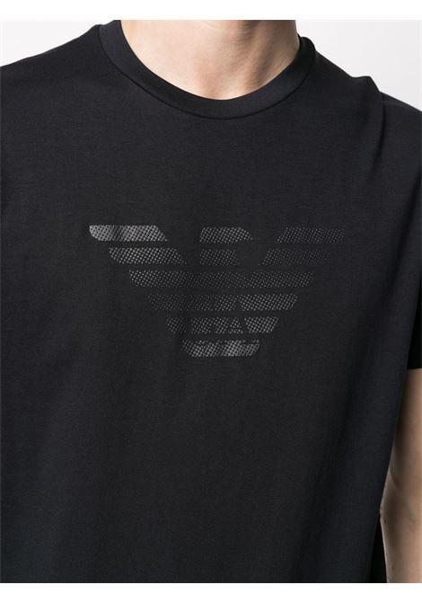 T-shirt con stampa Emporio Armani   T-shirt   3K1TE6-1JSHZ0999