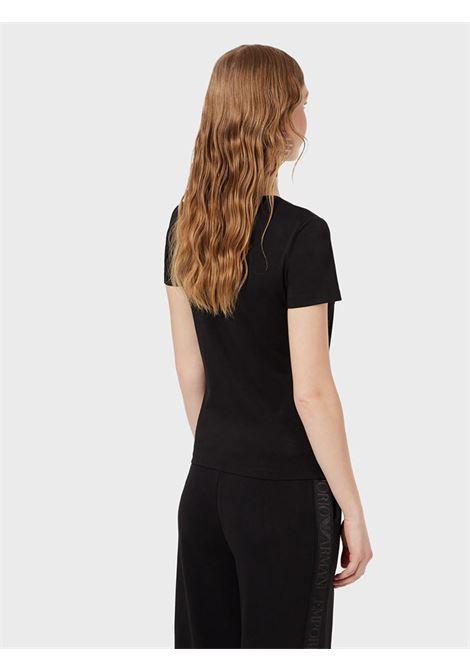 T-Shirt in jersey Emporio Armani | T-shirt | 3K2T6A-2JQAZ0999