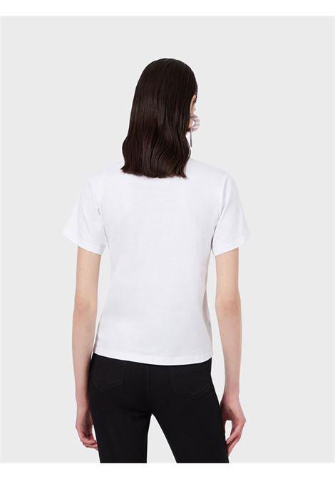 T-Shirt stampata Emporio Armani | T-shirt | 3K2T7I-2J30Z0100