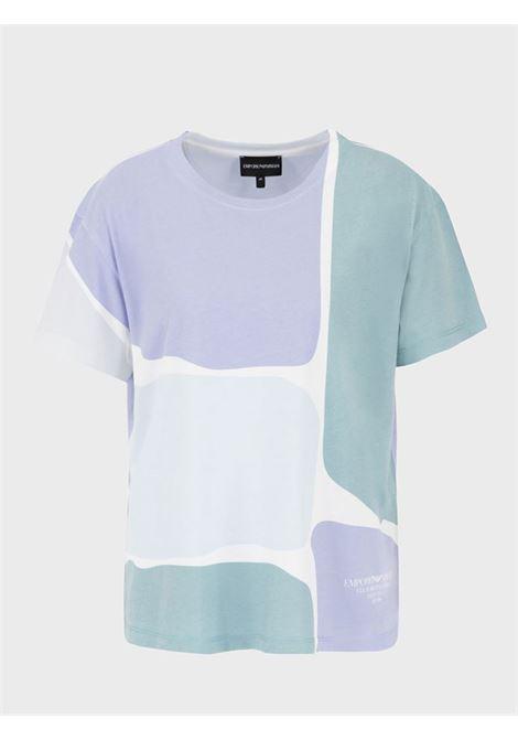 T-Shirt acquarello Emporio Armani   T-shirt   3K2T7W-2JREZ0809