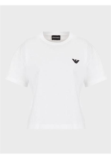 T-Shirt in jersey Emporio Armani | T-shirt | 3K2T7X-2J53Z0100