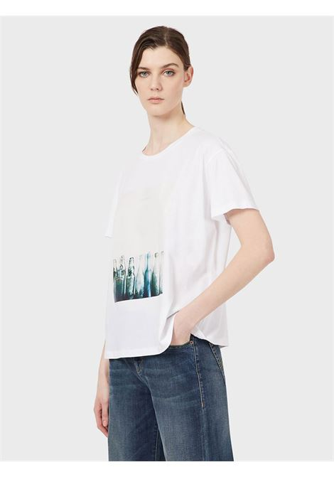 T-Shirt in jersey Emporio Armani | T-shirt | 3K2T7Y-2J53Z0100
