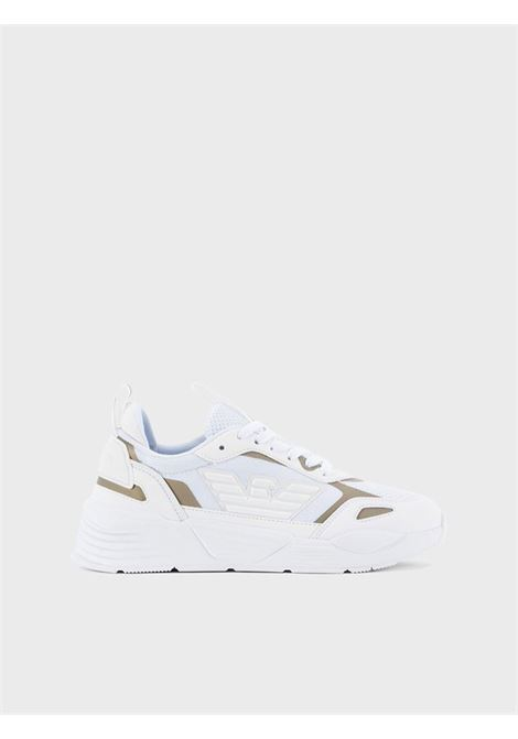 Sneakers mesh Emporio Armani | Sneakers | X3X126-XM521T375