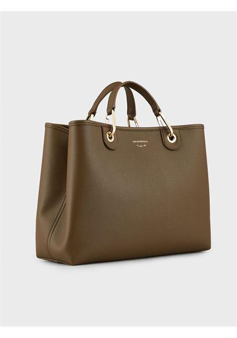 Shopper stampa cervo Emporio Armani | Borsa | Y3D165-YFO5B82854
