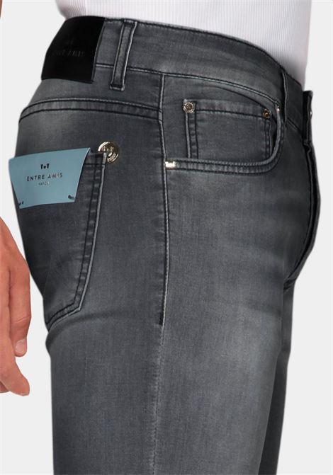 Jeans Entre Amis | Jeans | P218177/2053L847GR-DENIM
