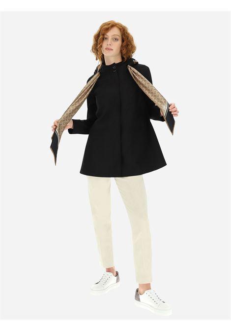 Giaccone con foulard Herno | Giubbotto | GC0302D-132189300