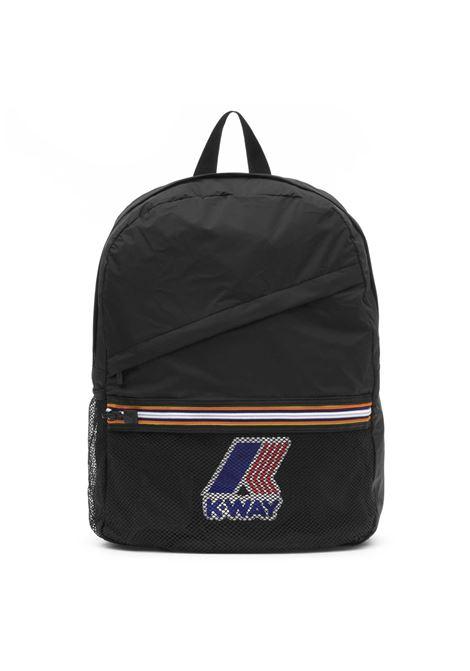 le vrai 3.0 fracois backpack K-Way | Zaino | K006X60K02