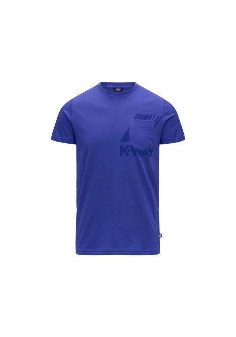 t-shirt ros K-Way | T-shirt | K51121W741