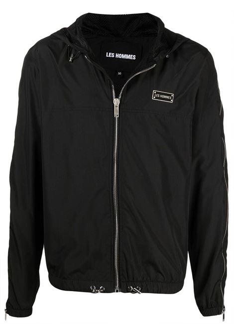 Jacket logata Les Hommes | Jacket | LKO312250U9000