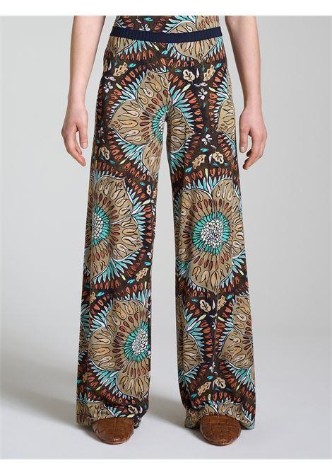 Pantalone a gamba dritta Maliparmi | Pantalone | JH7377-70407B4067