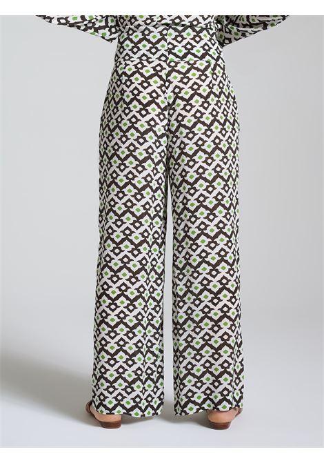 pants viscose Maliparmi | Pantalone | JH7385-50552A1050