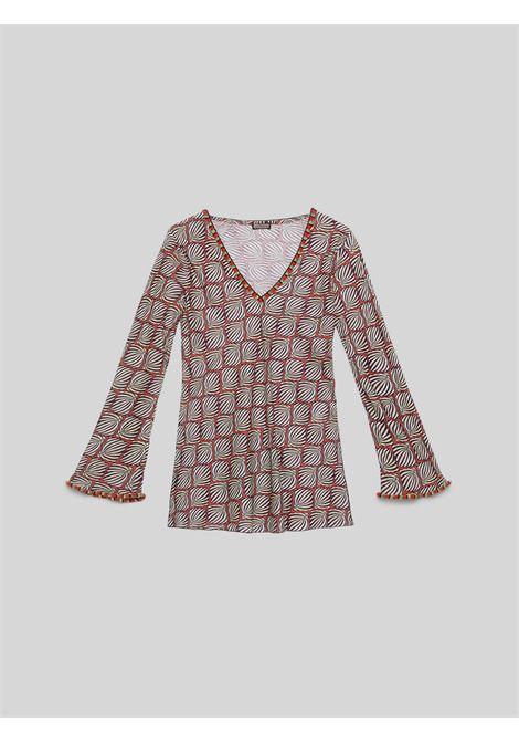 camicia geometrica Maliparmi | Camicia | JM4477-50551B1226