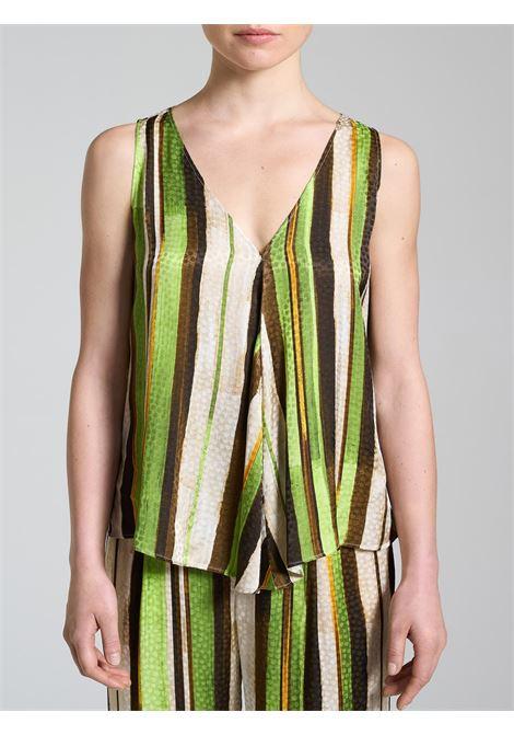 top stripes jacqu Maliparmi | Top | JP5318-50557C6022