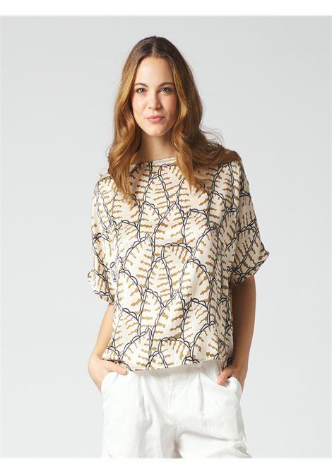 blusa stampata Manila Grace | Blusa | C247SSMA014