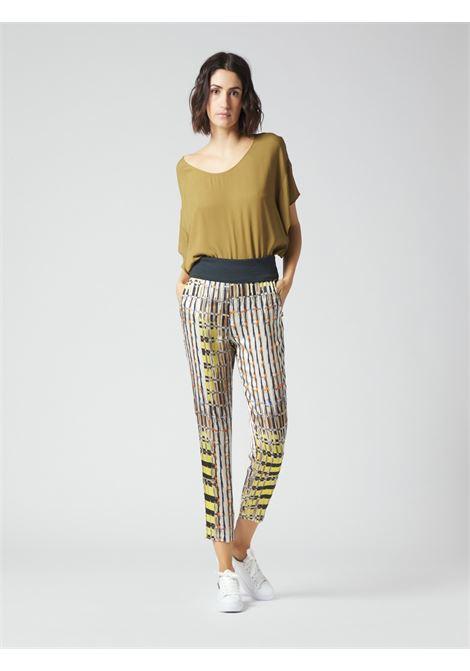 Pantalone con baschina Manila Grace | Pantalone | P286VSMA043