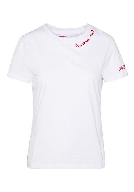 emilie t-shirt MC2 Saint Barth | T-shirt | EMI0001EBAT01