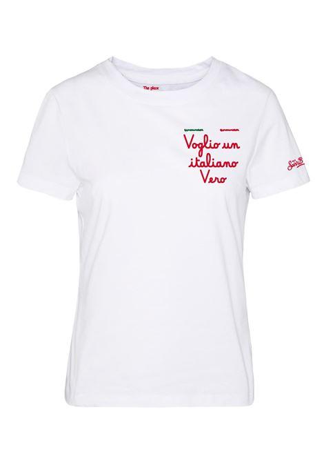 emilie t-shirt MC2 Saint Barth | T-shirt | EMI0001EBVI01