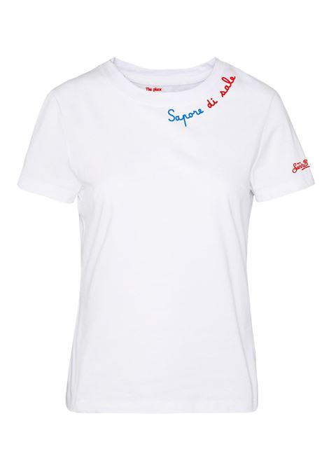 emilie t-shirt MC2 Saint Barth | T-shirt | EMI0001ESDS01