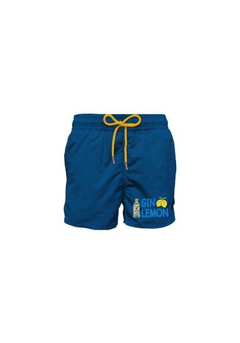 gustavia swim short MC2 Saint Barth | Costume | GUS0001EMGL61