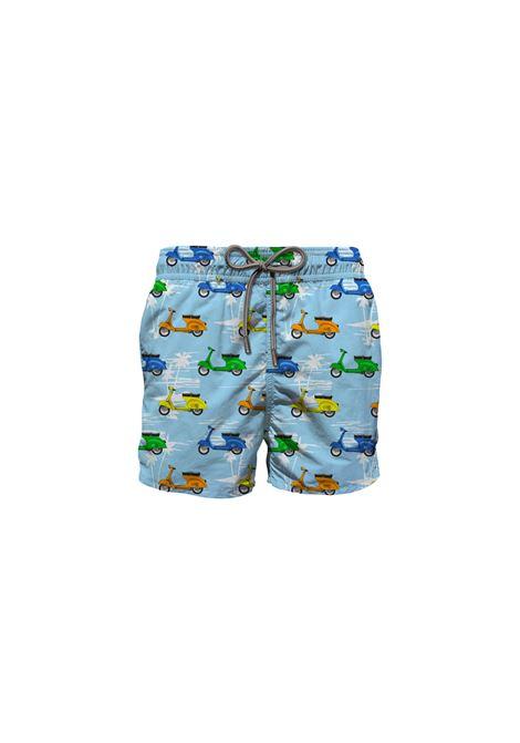 gustavia swim short MC2 Saint Barth | Costume | GUS0001VPIS31
