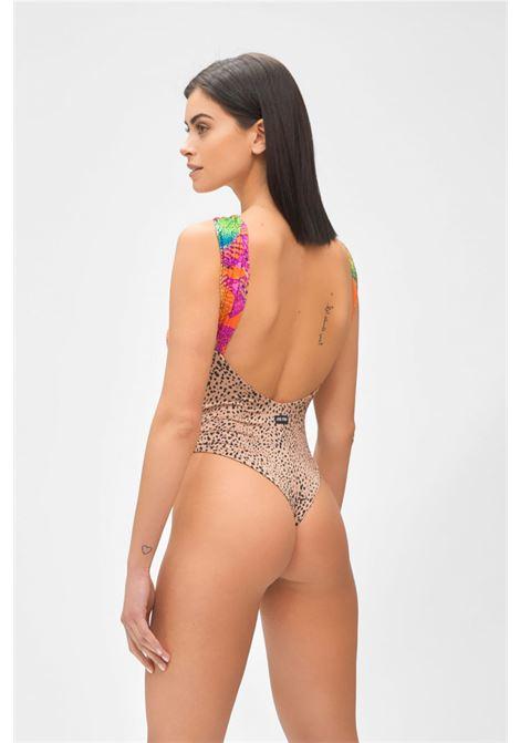 Monokini Hot tropic Me Fui | Costume | M21-0445X1FANTASIA