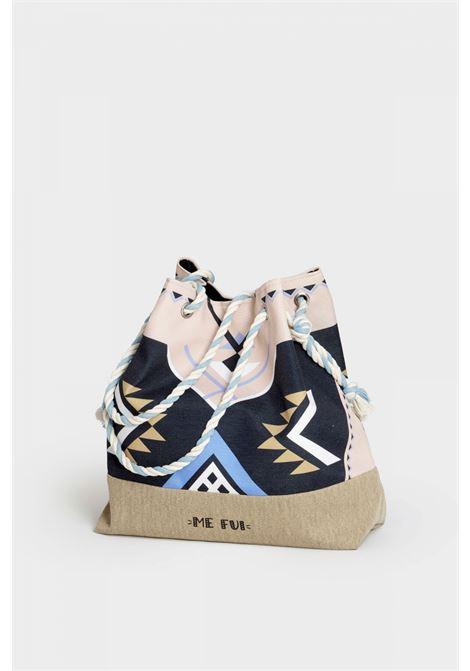 printed handbag Me Fui   Borsa   M21-A000UUN