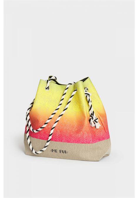 printed handbag Me Fui | Borsa | M21-A007UUN