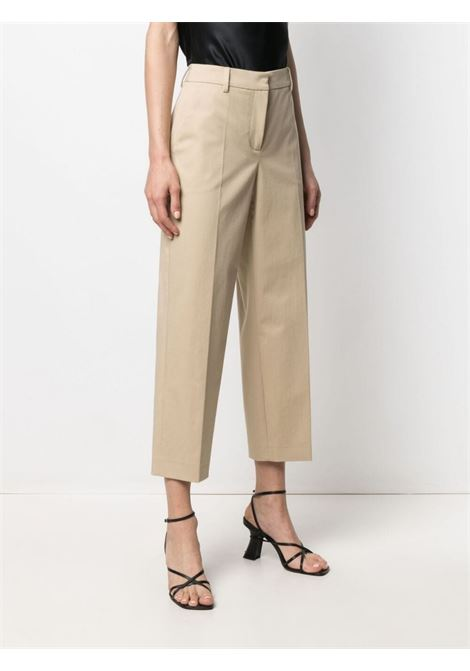 Pantaloni crop Moschino Boutique | Pantalone | A0318-82081