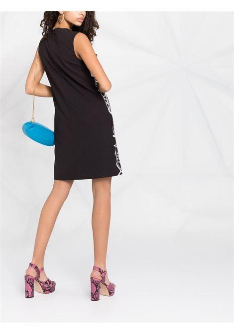 Vestito con stampa Moschino Boutique | Abito | A0440-8401555