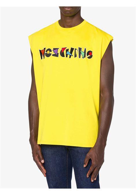 T-Shirt Smanicata Moschino Couture | T-shirt | 07071027