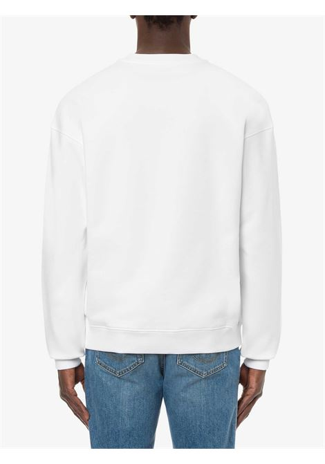 Felpa logata Moschino Couture | Felpa | 17181001