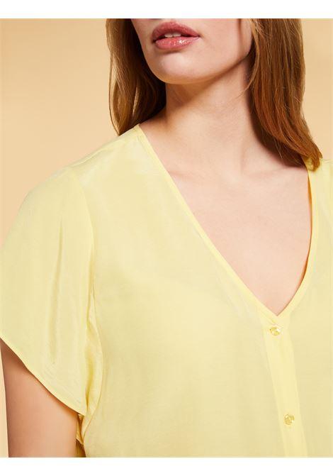 Camicia in tessuto fluido Persona By Marina Rinaldi | Camicia | BIMBO004