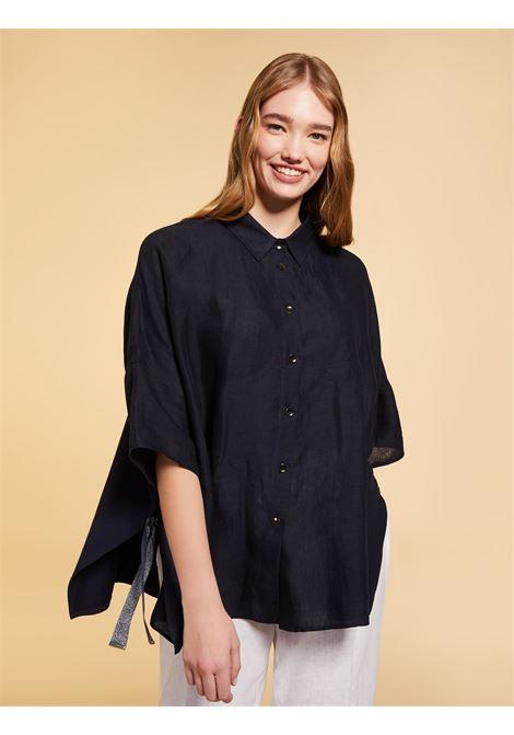 Camicia in lino Persona By Marina Rinaldi | Camicia | FULVO080