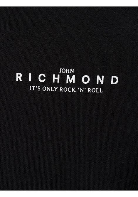 Felpa Atikin John Richmond | Felpa | RMP21207FEXXNERO